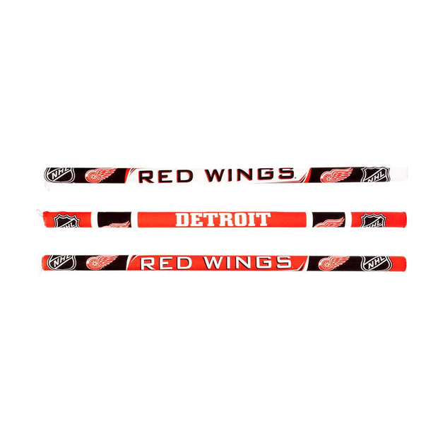 Detroit Red Wings Pool Noodles (3-Pack)