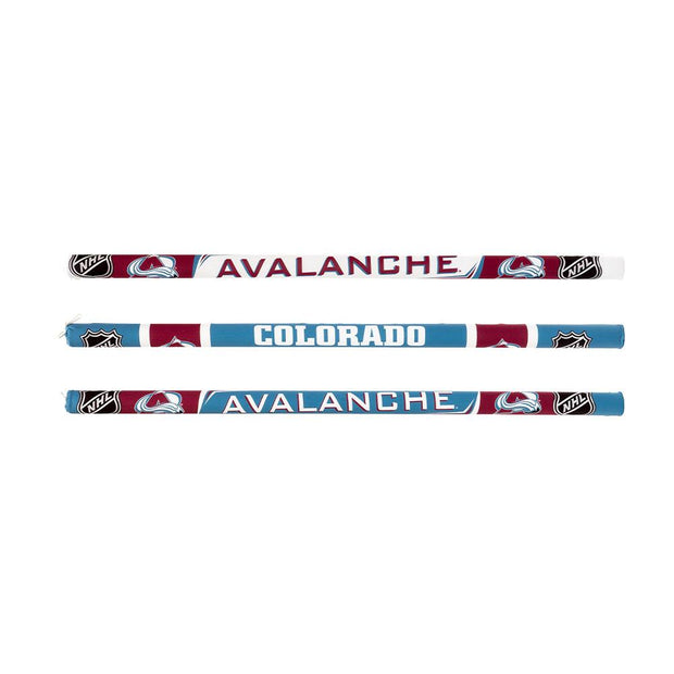 Colorado Avalanche Pool Noodles (3-Pack)