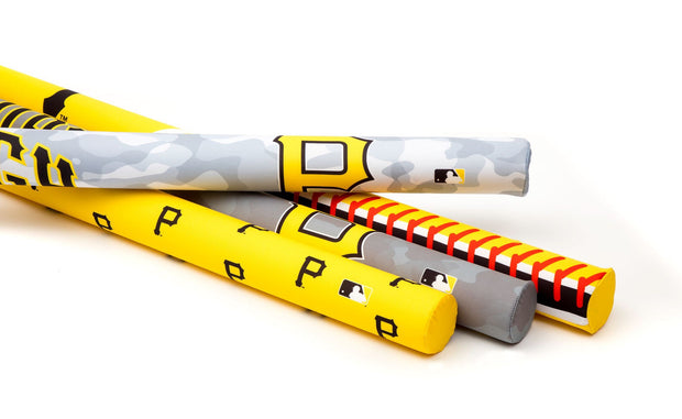 Pittsburgh Pirates Pool Noodles (3-Pack)