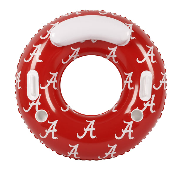 Alabama Crimson Tide 48-inch Inflatable Tube Pool Float