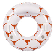 Texas Longhorns 48-inch Inflatable Tube Pool Float