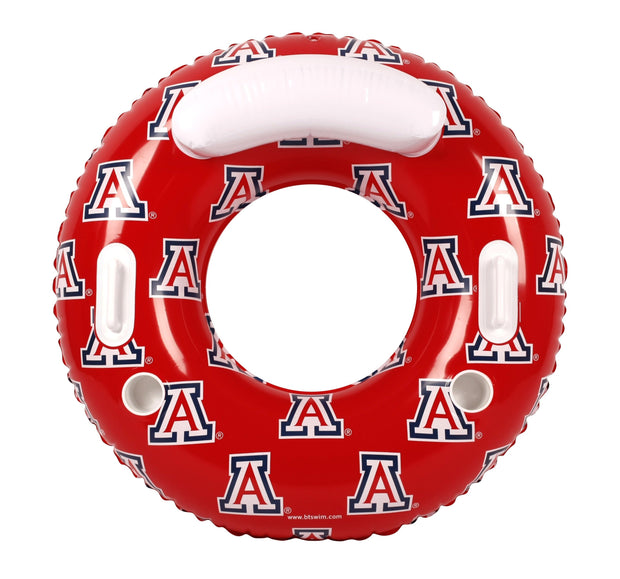 Arizona Wildcats 48-inch Inflatable Tube Pool Float