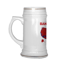 Ban the Blues Beer Stein