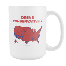 Drink Conservative Coffee Cup