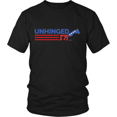 **Limited Print**Unhinged T-Shirt