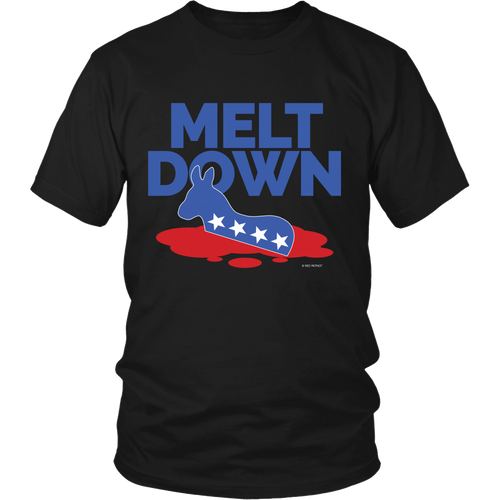 **Limited Print**Melt Down T-Shirt