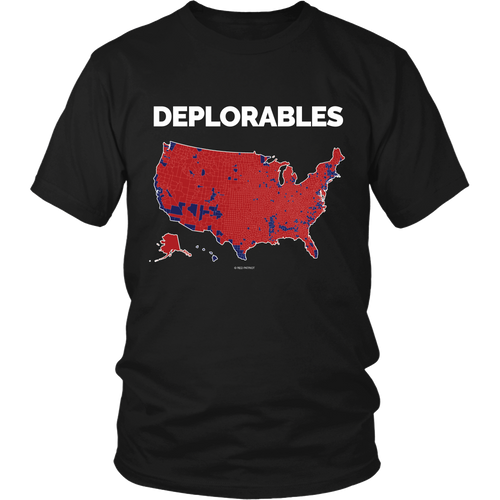 **Limited Design**Deplorable T-Shirt