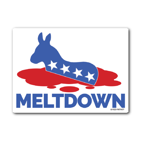 Meltdown Sticker