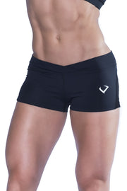 Desire Black Mesh Shorts - Violate The Dress Code