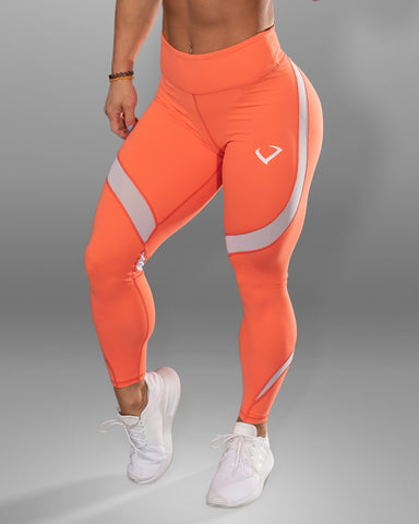 Desire Creamsicle Leggings - Violate The Dress Code