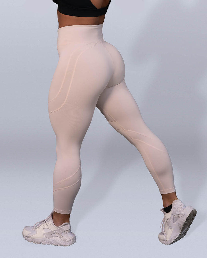 Aphrodite Buff Leggings - Violate The Dress Code