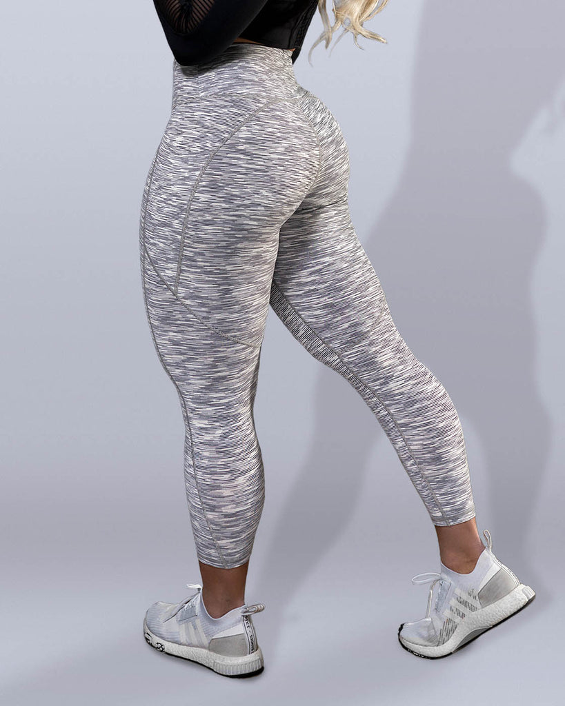 Luxe Static Leggings - Violate The Dress Code