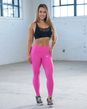 Luxe Pink Leggings PI