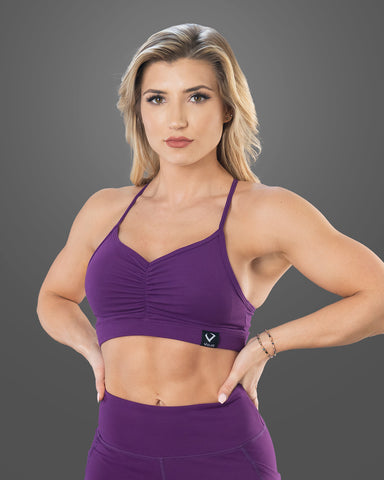 Luxe Lollipop Sports Bra