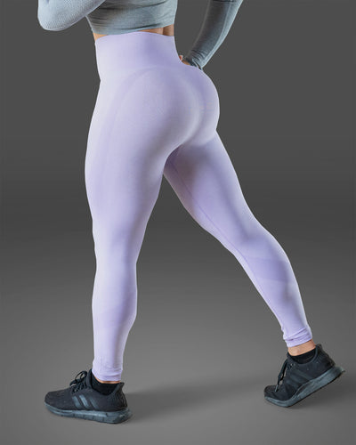 Amore Seamless Violet Leggings