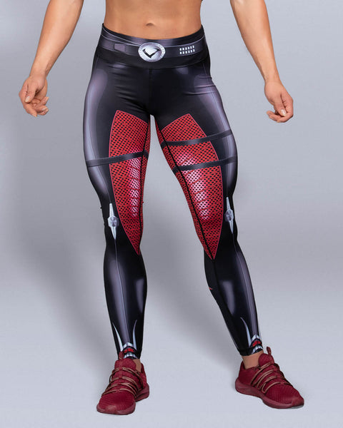 Widow Maker Leggings - Violate The Dress Code