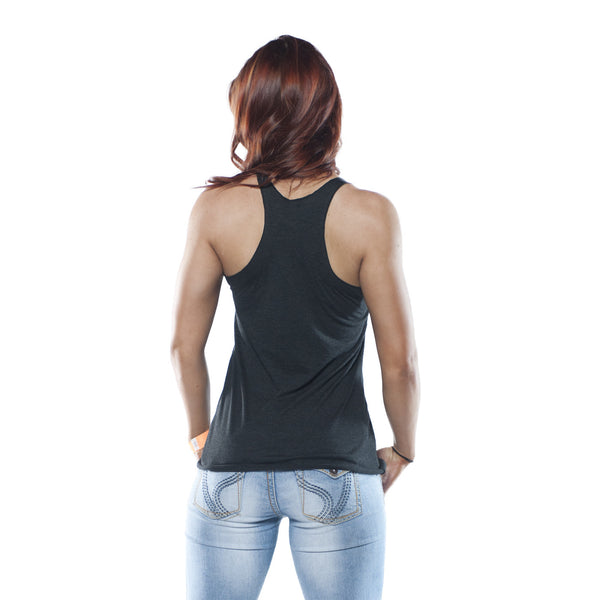 Impossible is just an OPINION Women's Racerback