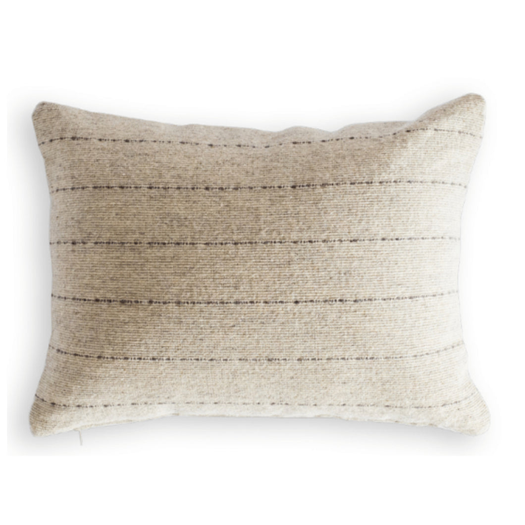 Azulina Home - Madera Pinstripes Toss Pillow