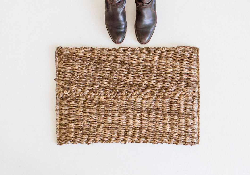Door Mat - Light Brown