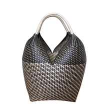 Small Basket: Two-Tone