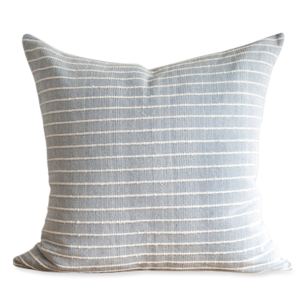 Azulina Home - Salento Pillow -  Azure