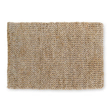 Azulina Home - Arena Door/Bath Mat made with Fique in a Natural color outdoor patio rug