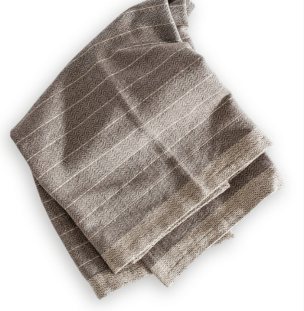 Madera Pinstripe Throw