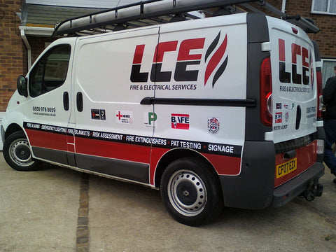 London vehicle graphics made and fitted van and car signs free design and good pricesby 1st 4 Signs www.1st4signs.com