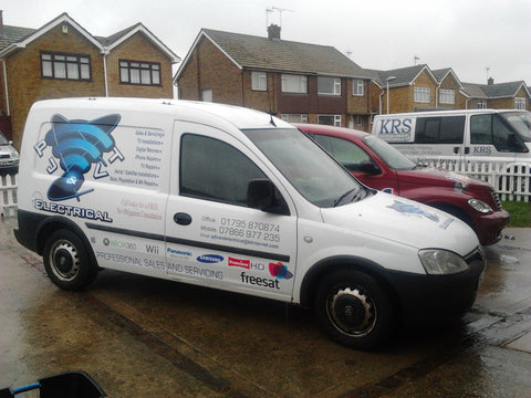 Vehicle Graphics Sheerness Maidstone Kent