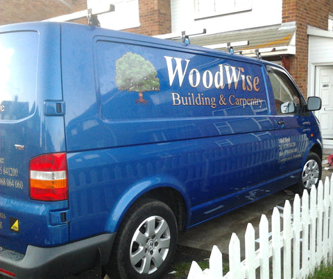 Thanet Vehicle Graphics. Fitted van and car signs free design good prices by www.1st4signs.com