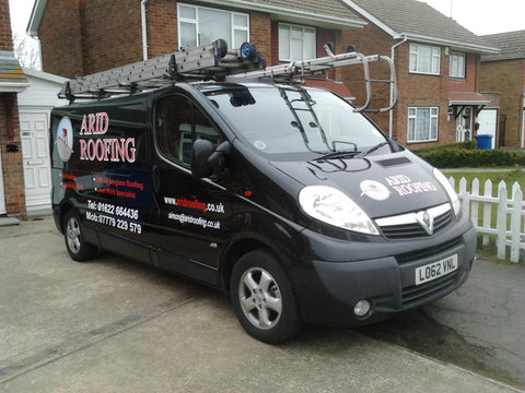 Leysdown Vehicle Graphics. Fitted van and car signs free design good prices by www.1st4signs.com