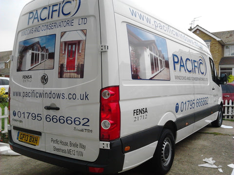Vehicle Graphics Sheerness