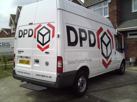 UK Vehicle Graphics. Fitted van and car signs free design good prices by www.1st4signs.com