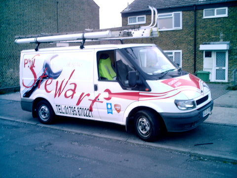 Newington Vehicle Graphics. Fitted van and car signs free design good prices by www.1st4signs.com
