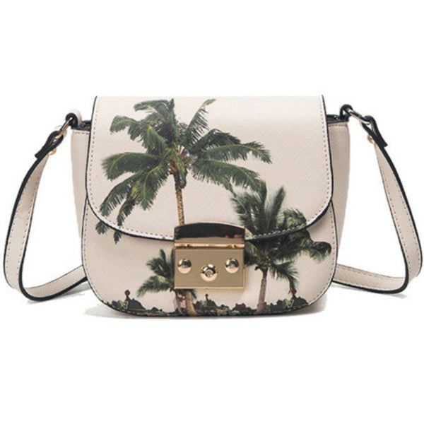 BAG SHOULDER COCONUT PALM