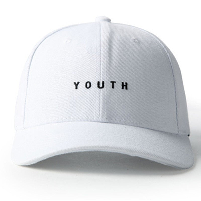 CAP BASEBALL YOUTH THREE COLORS