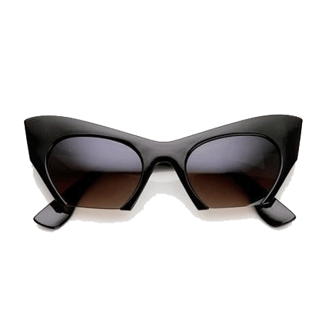 CATEYE CUT SUNGLASSES