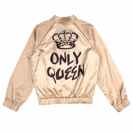 JACKET BOMBER ONLY QUEEN