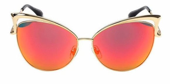 NEW FASHION 2017 SUNGLASSES MIRROR