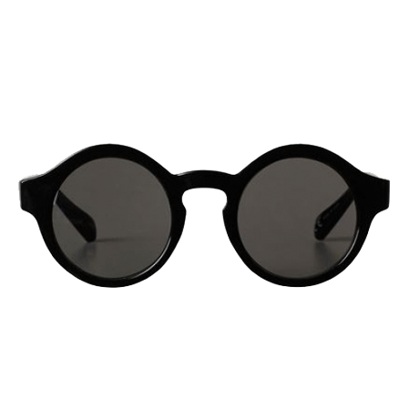 ROUND 80'S SUNGLASSES