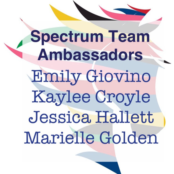 Spectrum Team Ambassadors Announced for 2018!
