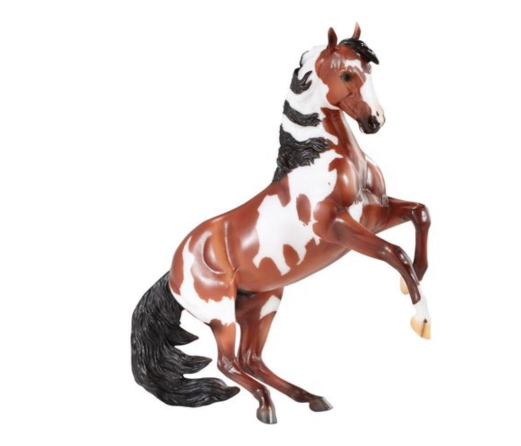 Breyer Traditional Picasso Mustang Stallion