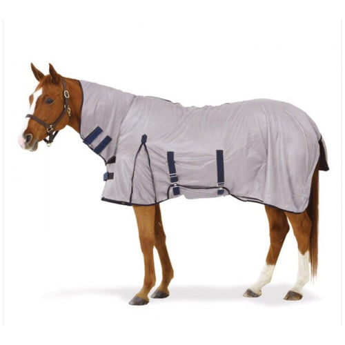 Equi Essentials Soft Mesh Fly Sheet with Neck Cover