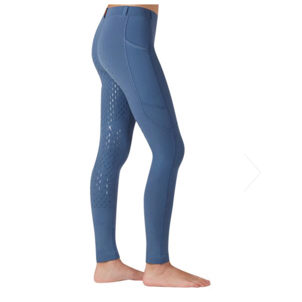 Kerrits Kids IceFil Riding Tights in Navy