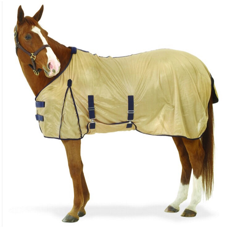 CLEARANCE 40% OFF Equi Essentials Soft Mesh Fly Sheet