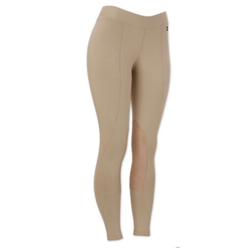 Kerrits Ladies Performance Tights in Tan