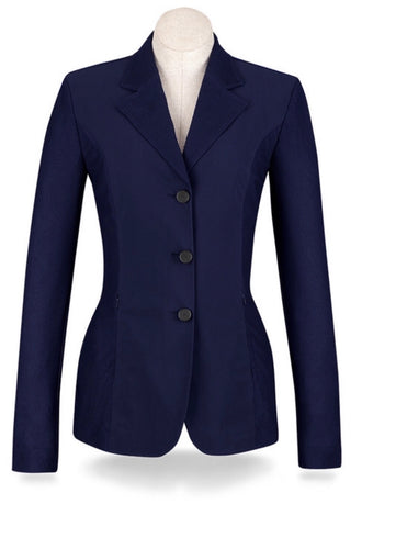 RJ Classics Harmony Show Coat - Navy Blue (also avail in Black & Green upon request)