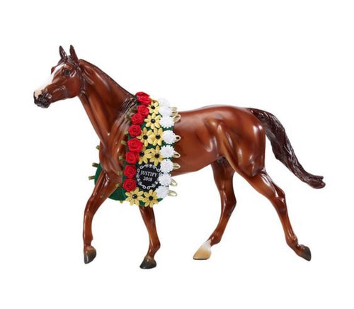 Justify 2018 Triple Crown Winner From Breyer