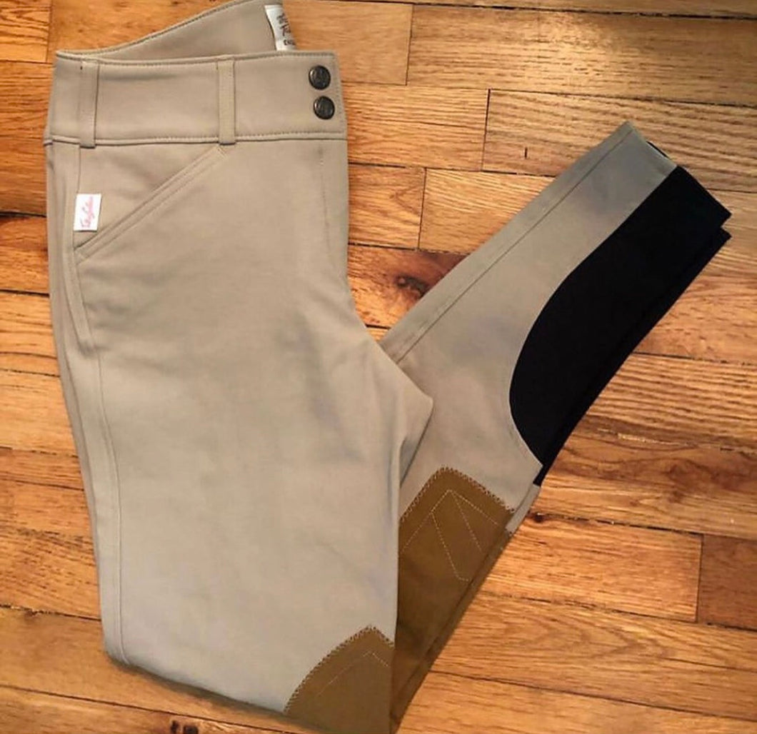 NEW Tailored Sportsman Sock Bottom Breech