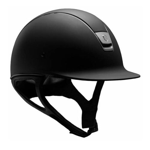 Samshield Miss Shield Shadow Matt Helmet Black